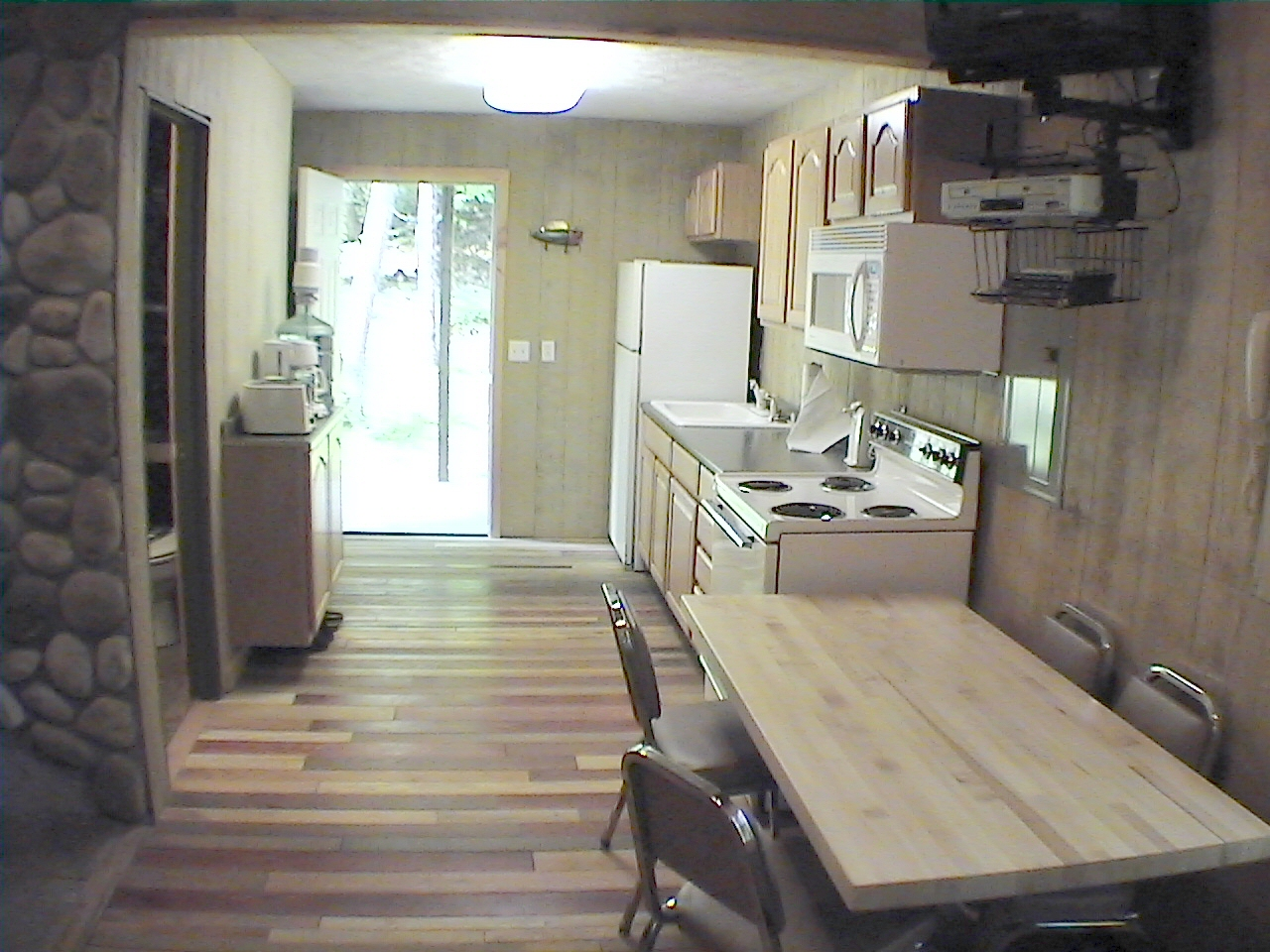 Haven kitchen.
